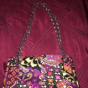 Vera Bradley Chain Shoulder Bag